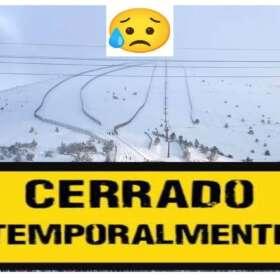 CIERRE TEMPORAL DE LA ESTACIÓN