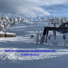 PRECIO REDUCIDO HASTA FINAL DE TEMPORADA