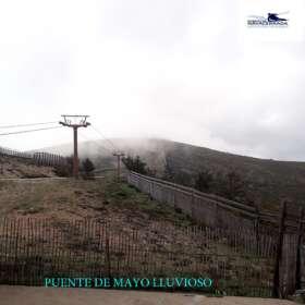 PUENTE DE MAYO LLUVIOSO